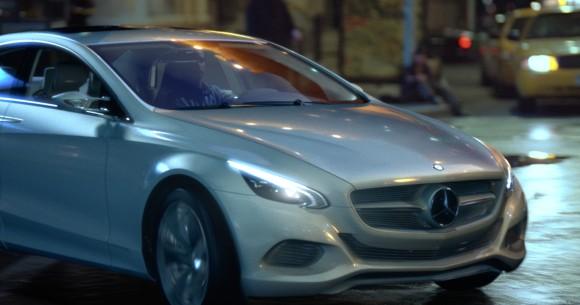 Mercedes - The Next Revolution