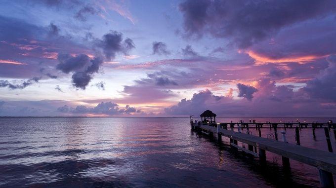 Sunset in Key Largo by alastairdixon