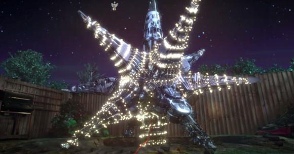 <strong>Myer</strong> - Saving Santa's Star