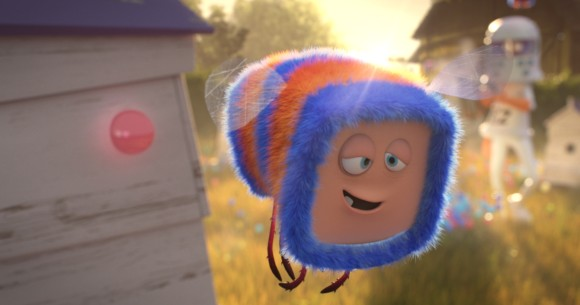 <strong>Beeballs</strong> - Animated Short Film