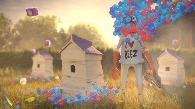 Beeballs Aardman Animation Short Film